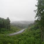 Дорога к Телецком
