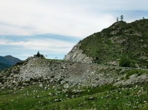 Чуйский тракт в Онгудайском районе