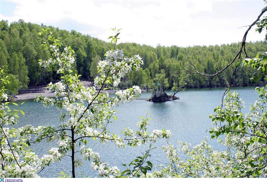 Озеро Ая на Алтае - altayer.ru