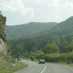 Дорога к Телецкому