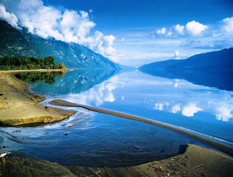 фото озера телецкого