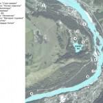 карта озера ая