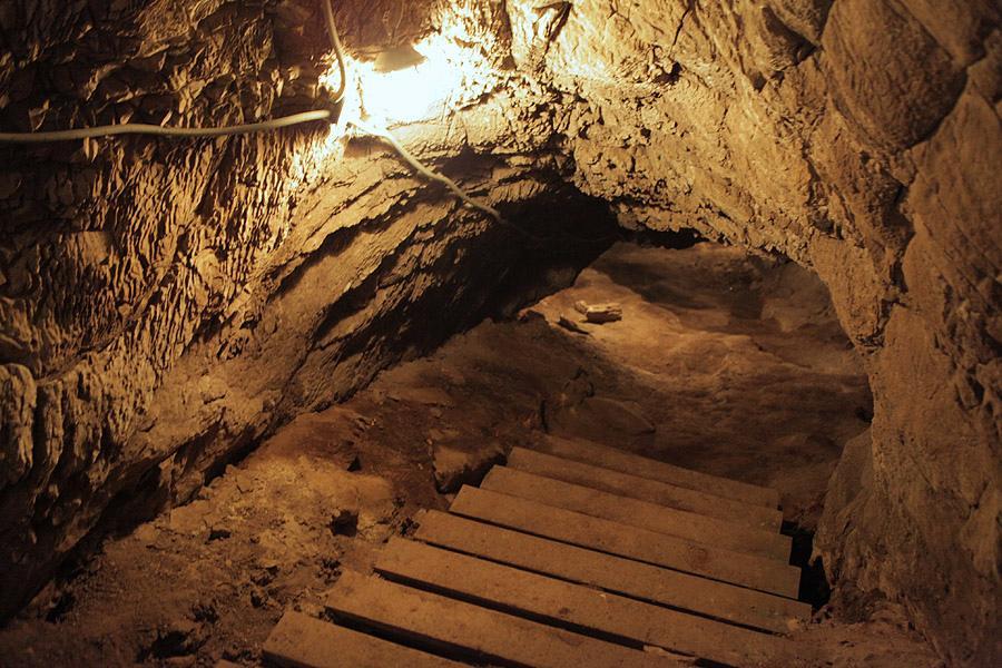 Большая тавдинская пещера