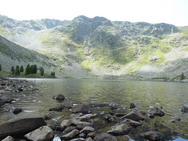 Озеро Манас считается священным