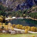 Чемальская ГЭС — информация о месте