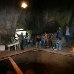 в центральном зале Денисовой пещеры
