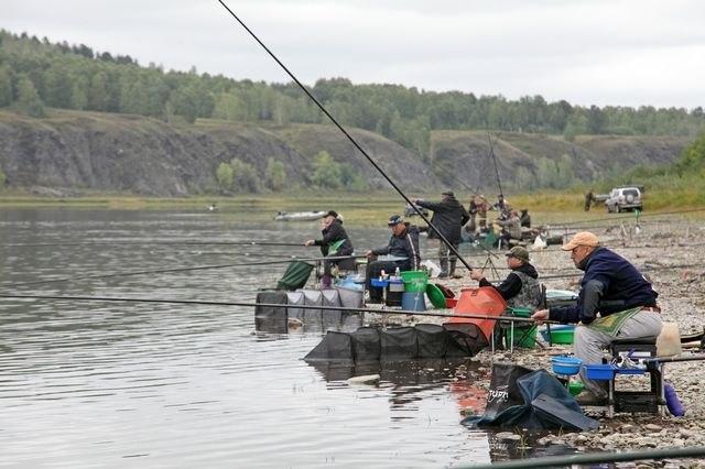 рыбалка в горных областях
