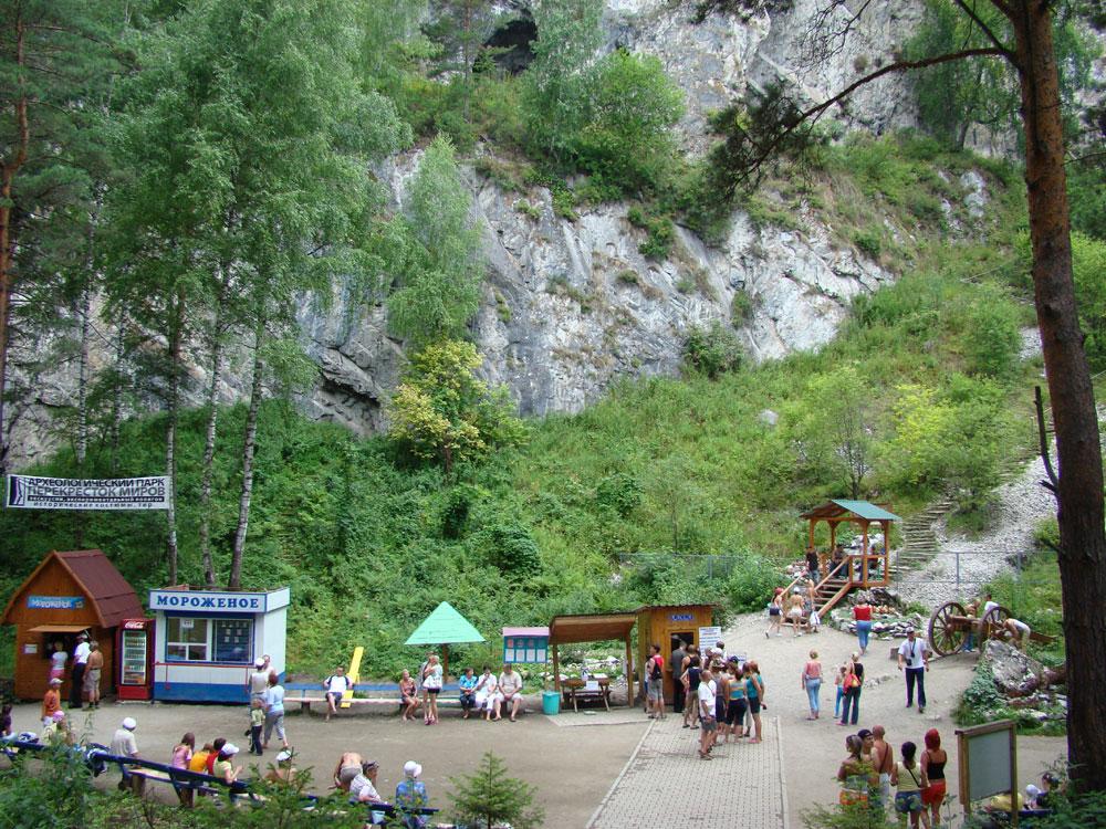 экскурсия по Тавдинским пещерам